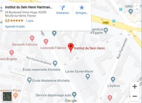 ISHH Accès Paris