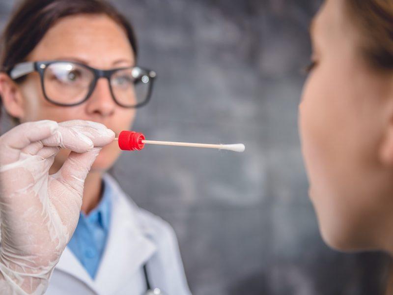 Test salive cancer du sein