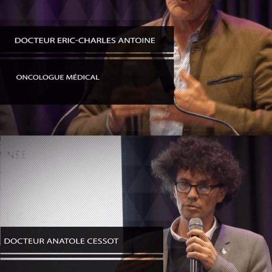 Dr Antoine & Dr Cessot