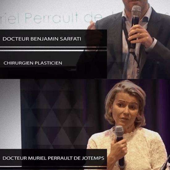 Dr Perrault de Jotemps & Dr Sarfati