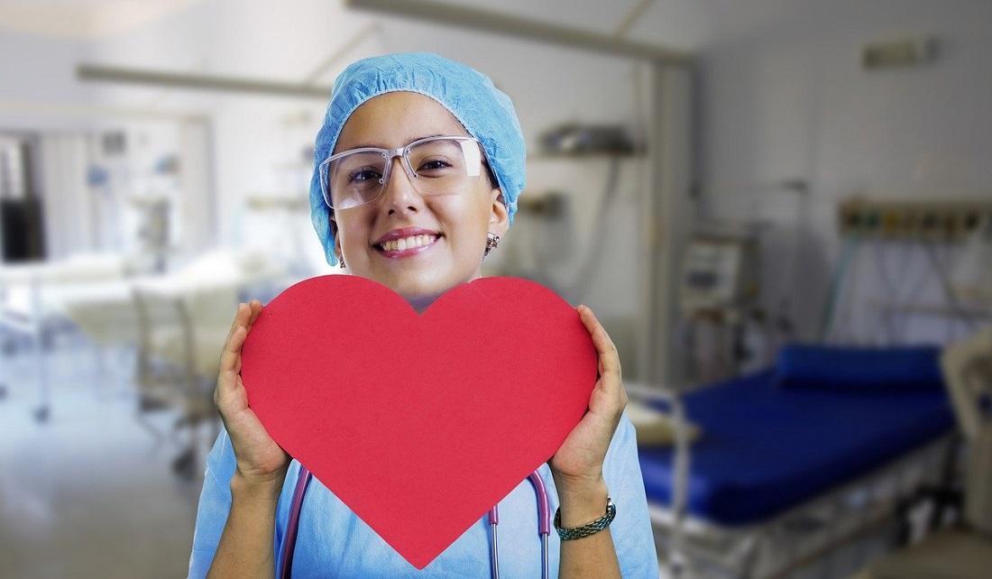 l'infirmière conseillère en image